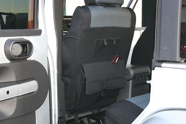 rampage seat covers combo pack 2
