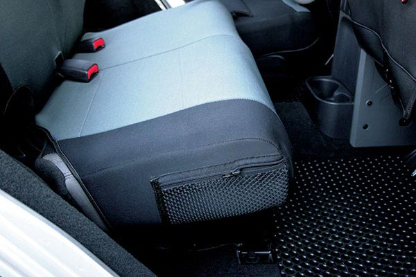 rampage seat covers combo pack 4