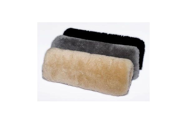 sheepskin seatbelt cover group