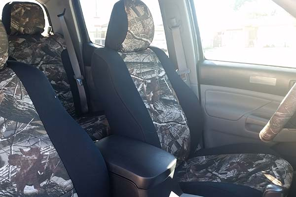 Customer Submitted Image - Skanda RealTree Neoprene Seat Covers