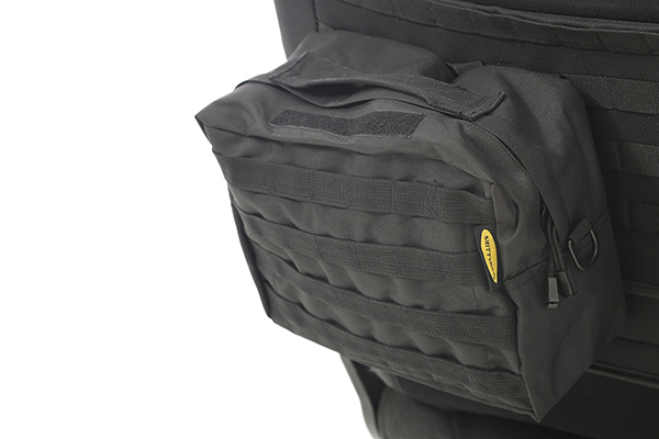 smittybuilt gear custom fit seat covers pouch attached