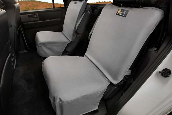 Weathertech Seat Covers Back Rear Seat Protectors All Weather Guard Waterproof Autoanything