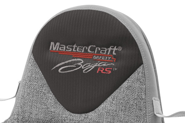 mastercraft baja rs dirtsport seats headrest detail