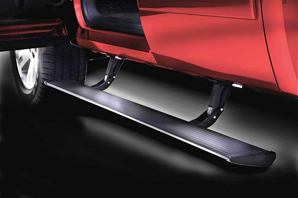 amp power step running boards related light