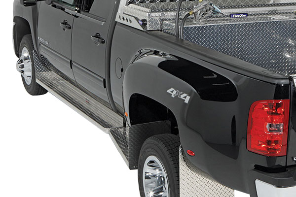 dee zee brite tread running boards chevy dully