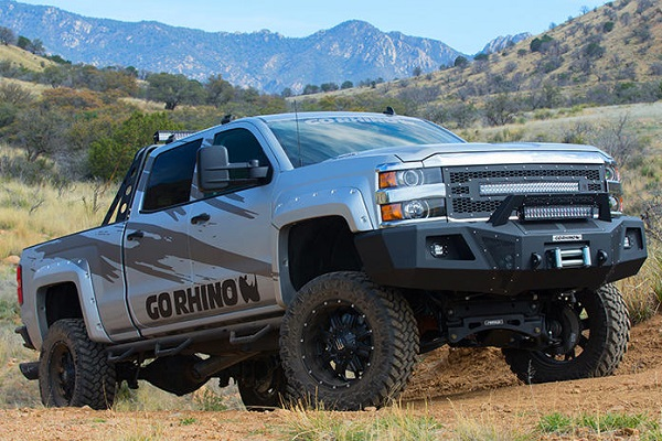 go rhino dominator d3 truck steps