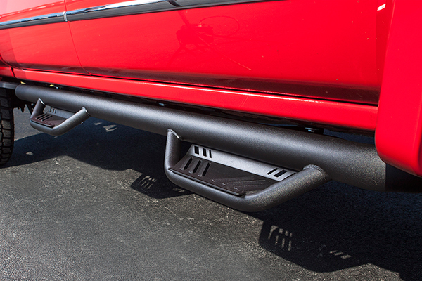 lund terrain hx step bars step detail