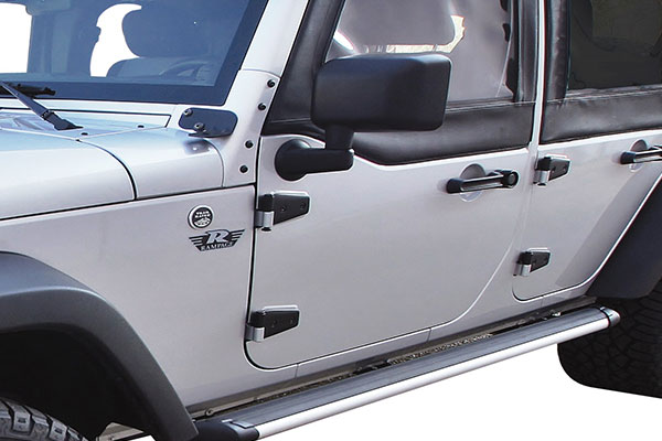 rampage patriot running boards jeep
