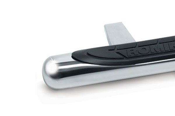 romik max bar side step strainless steel closeup2