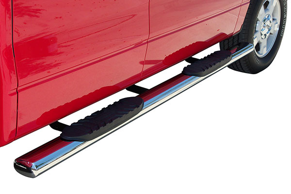 steelcraft 5in oval nerf bars 413809