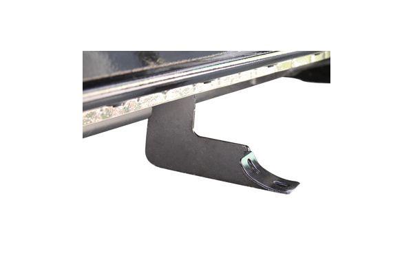 steelcraft premium oval nerf bars bracket