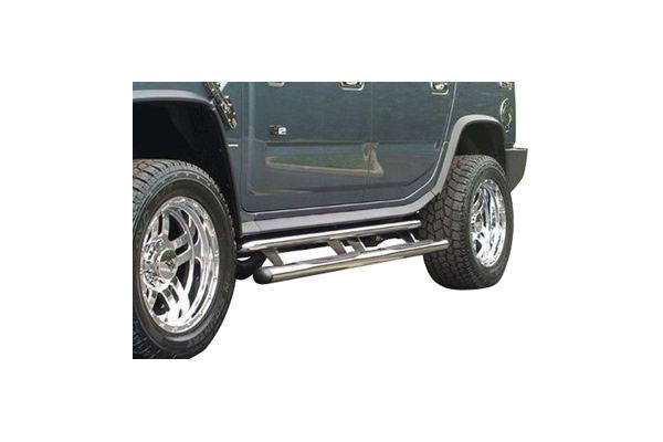 steelcraft straight oval nerf bars 402630
