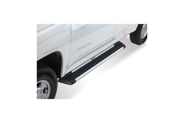 westin sure grip aluminum running boards brushed aluminum