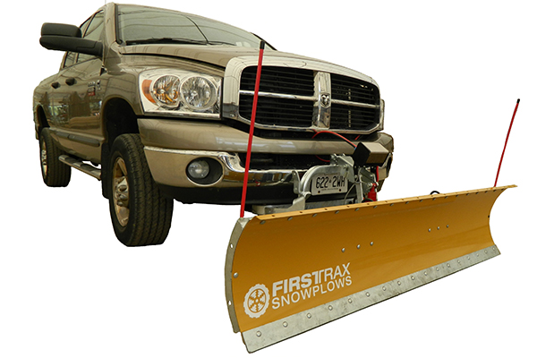 firsttrax snow plow 1