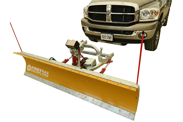 firsttrax snow plow 6
