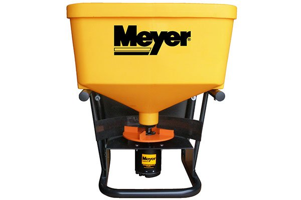 meyer base line tailgate salt spreader 240 spreader 1