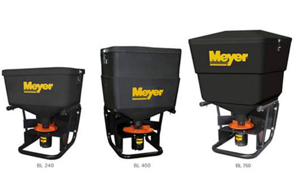 meyer base line tailgate salt spreader b series 2