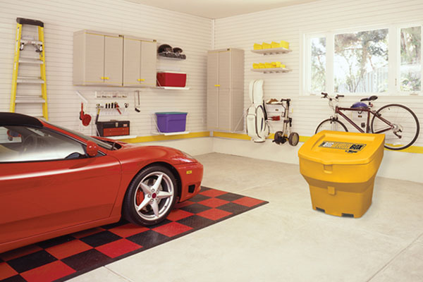 meyer big yellow salt box big yellow box garage 3