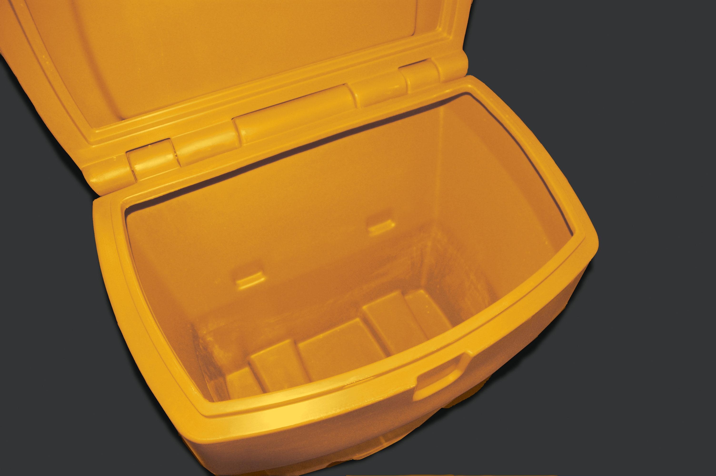 meyer big yellow salt box big yellow box opened 2
