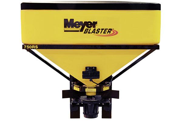 meyer blaster tailgate salt spreader blaster 750rs