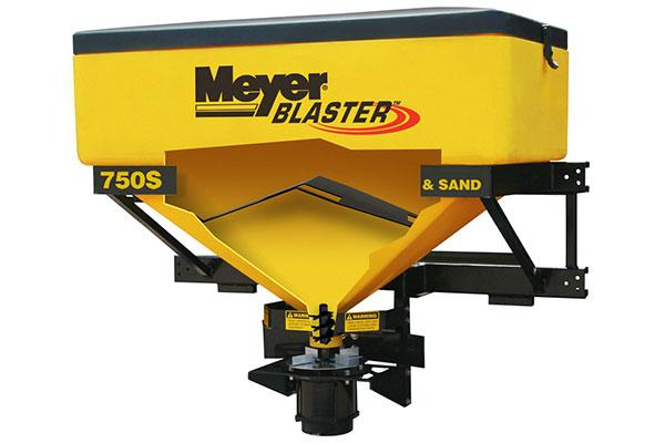 meyer blaster tailgate salt spreader blaster cut away