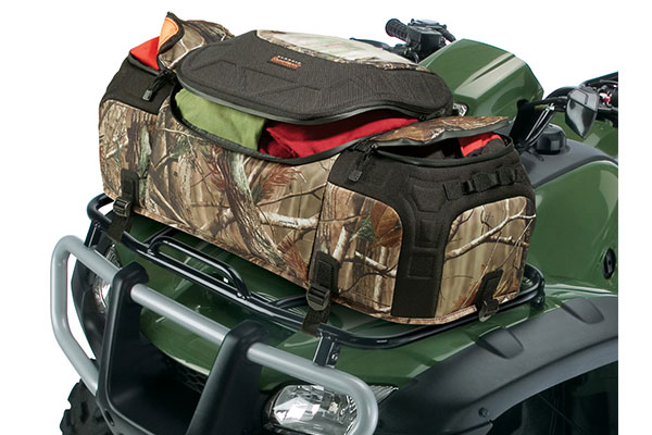 classic accessories evolution rack bags front loaded