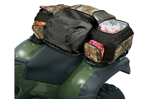 classic accessories evolution rack bags rear open