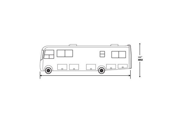 classic accessories polyx 300 rv covers class a size chart