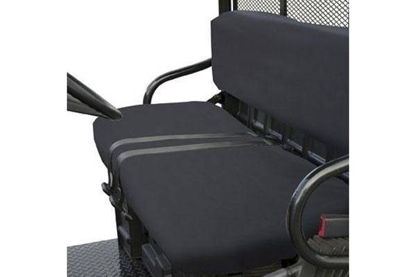 classic accessories utv seat covers black