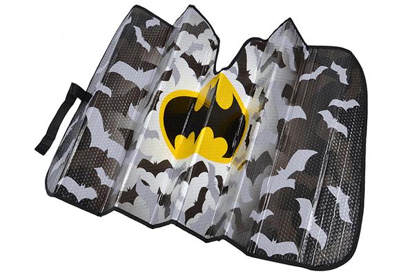 bdk batman windshield sun shade folding