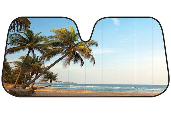 beach windshield sun shade AS 601