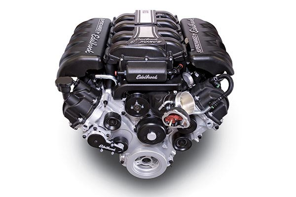 edelbrock eforce supercharger kits engine related