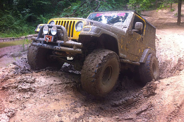 2624 skyjacker nitro shocks jeep in mud