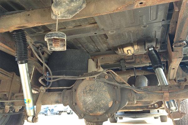 5660 bilstein 5100 series shocks 2000 chevy silverado