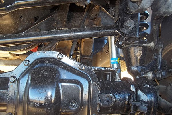 5660 bilstein 5100 series shocks 2011 ford econoline