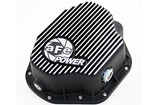 afe diff cover machined