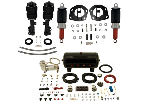 air lift air suspension kits 4way paddle control