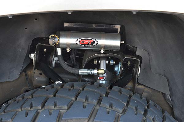 cst leveling kits installed