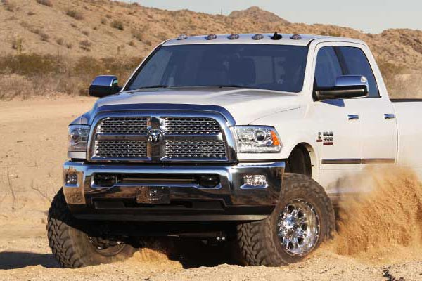 fabtech leveling kits ram 3500 installed