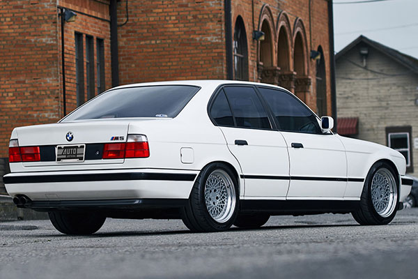 h r coil over springs e34 bmw m5 lifestyle