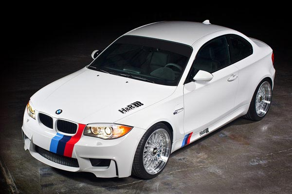 h r sport lowering coil springs bmw 1m lifestyle front