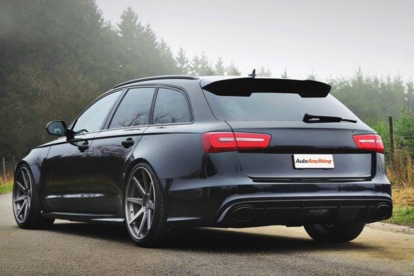h r touring cup spring shock kit audi rs6 lifestyle rear