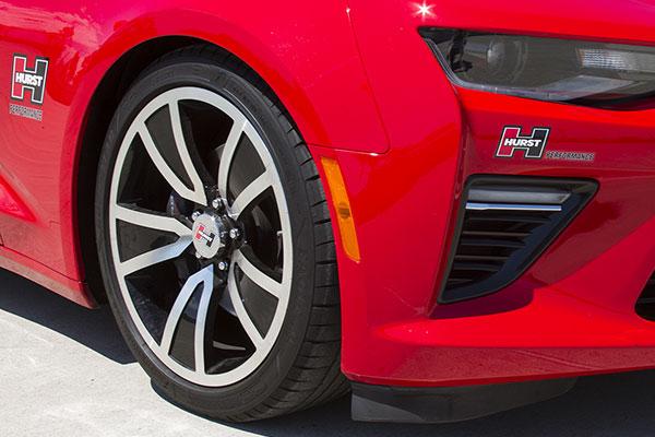 hurst-lowering-springs-camaro-front-detail