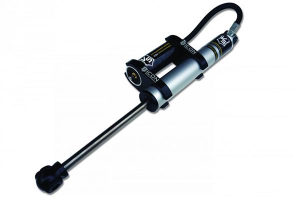 icon 20 shock reservoir clamp kit installed