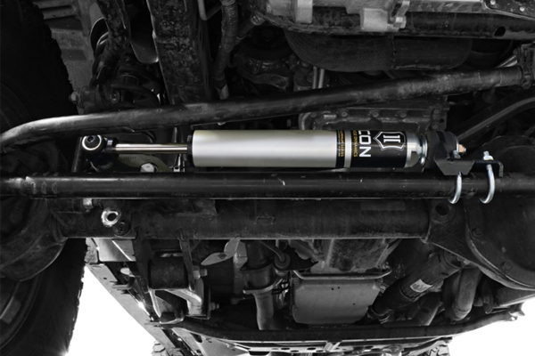 icon steering stabilizers jeep jk installed