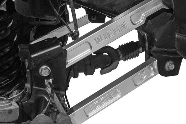 icon vehicle dynamics lift kits billet