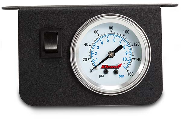 kleinn dash mount air pressure gauges rel2