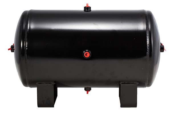 kleinn sealed on board air system tank