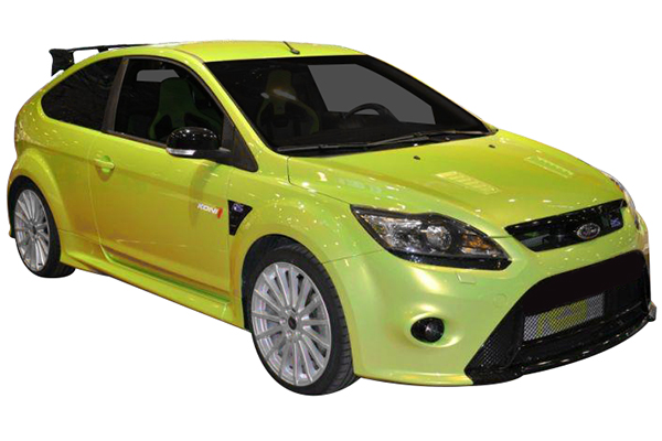 koni 1120 str t kit ford focus rs installed
