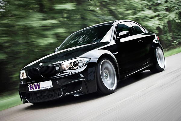 kwsuspension bmw 3